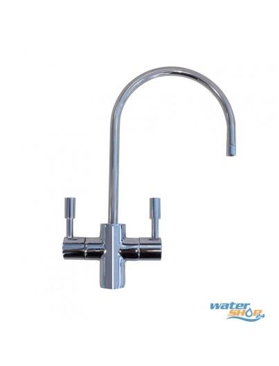 Korfu 2-Wege Wasserhahn - HYDRON geeignet