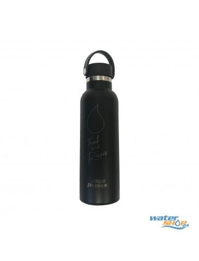 Iso-Therm Flasche SCHWARZ